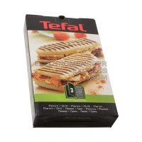 COFFRET GRILL PANINI POUR GAUFRIER SNACK COLLECTION